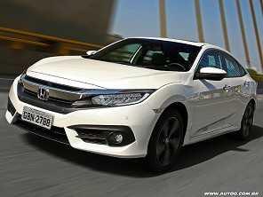 Com preço do Civic nas alturas, veja o que dá para comprar com R$ 100 mil