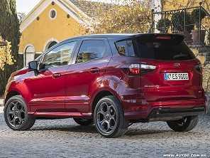 Ford EcoSport enfim sem estepe externo no Brasil