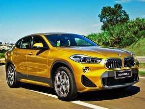 Toda linha BMW X2 no Brasil agora é flex