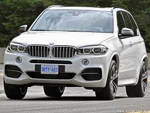 Com 3 turbos, BMW X5 M50d 2018 chega ao Brasil