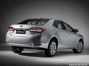Toyota volta a oferecer Corolla XEi para PCD por menos de R$ 85 mil