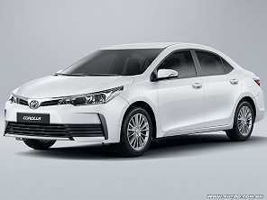 Toyota Corolla 2019 estreia com preço menor