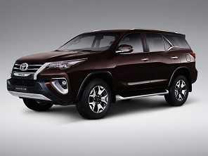 Toyota SW4 2019 ganha versão SRX Diamond
