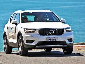 A partir deste mês, nenhum carro novo da Volvo passará de 180 km/h