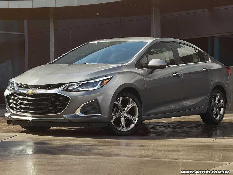 Chevrolet Cruze 2019 vendido nos EUA