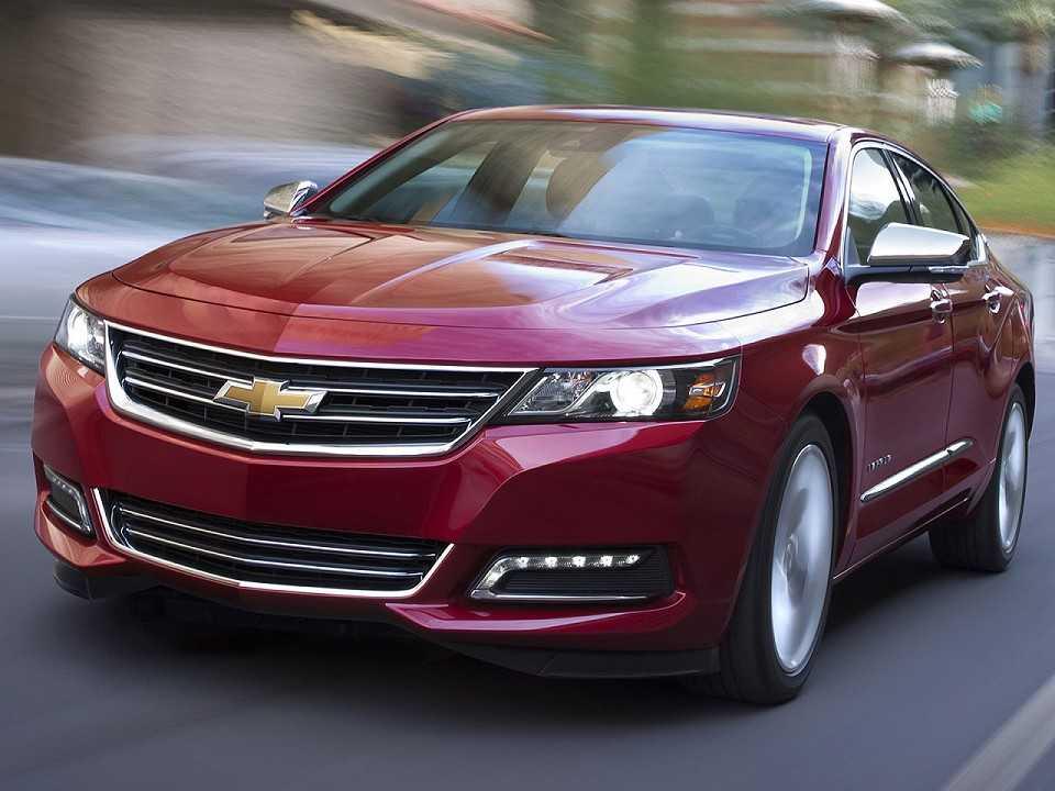 Acima o Chevrolet Impala, modelo com mais de 60 anos de história nos EUA e que pode sair de linha