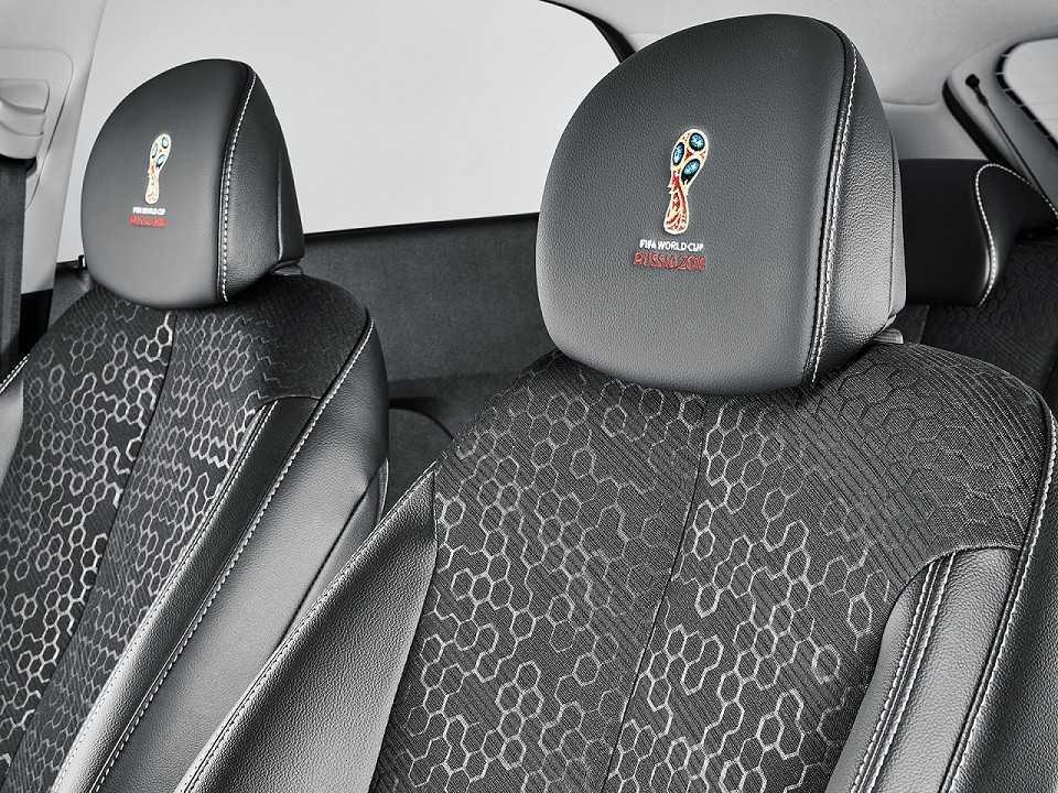 HyundaiHB20 2018 - bancos dianteiros