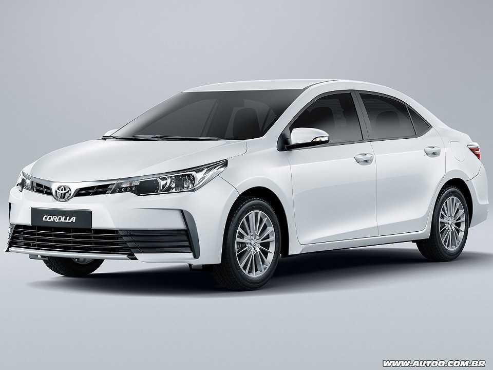 Toyota Corolla 2019 Estreia Com Preco Menor Autoo