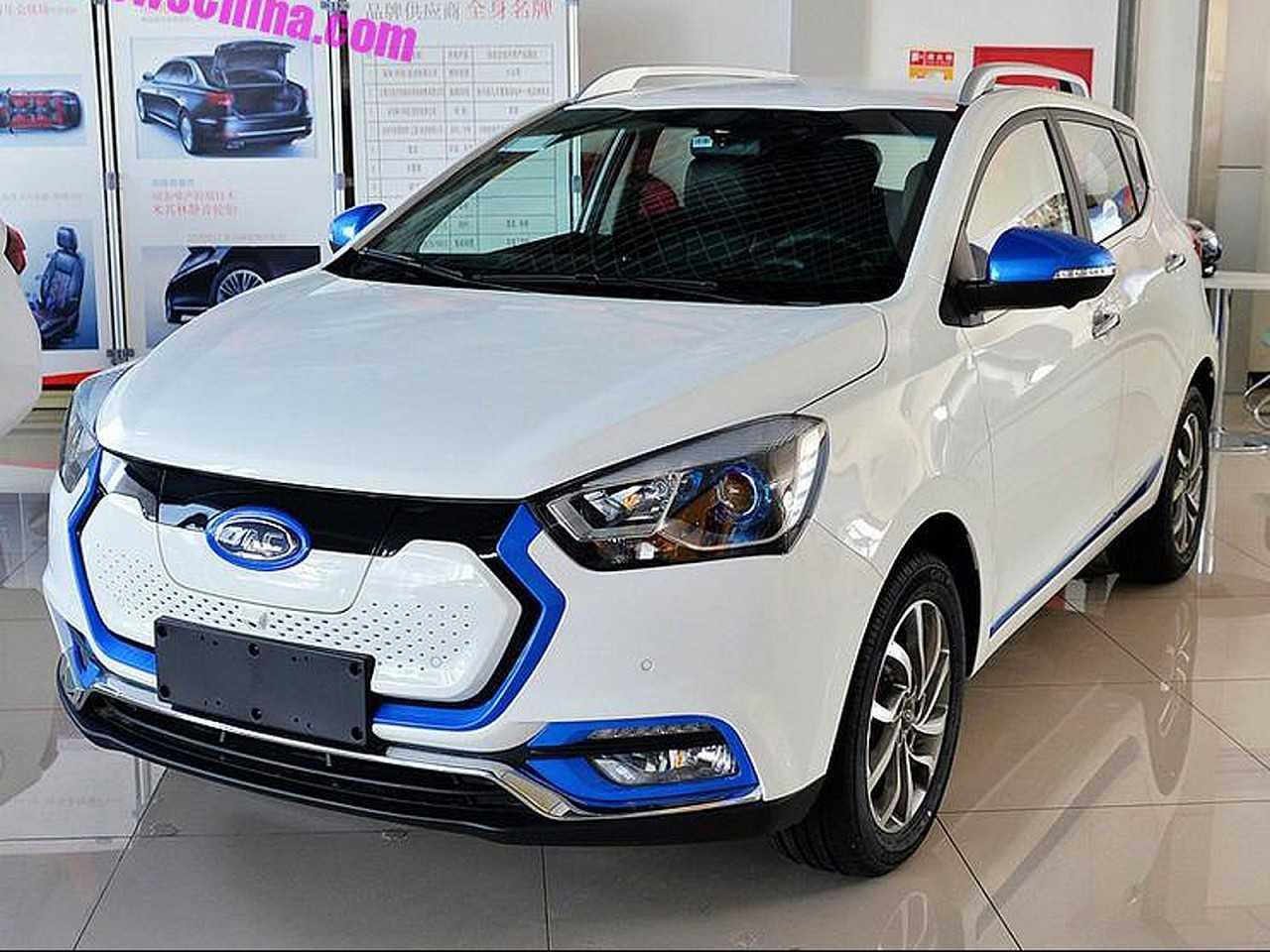 SOL E20X, versão elétrica do JAC T40 vendida na China
