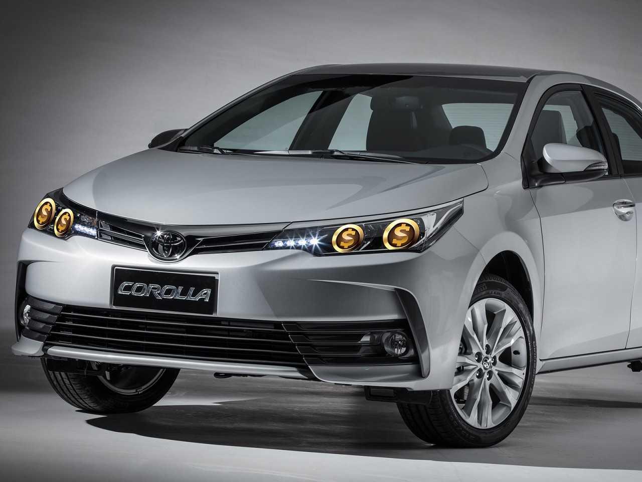 Toyota Corolla nacional: se poder de compra do brasileiro fosse parecido com americano, sedã custaria R$ 26 mil