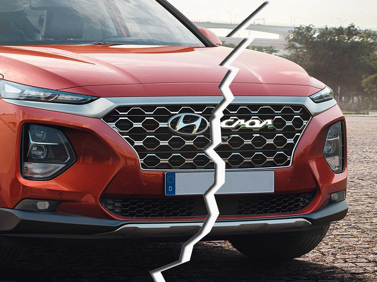 Casamento entre Hyundai e CAOA perto do fim
