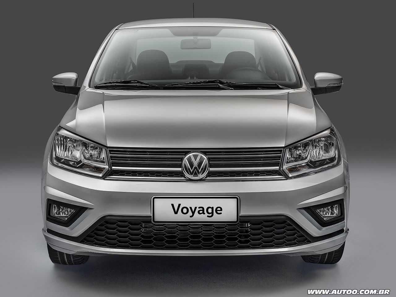 VolkswagenVoyage 2019 - frente