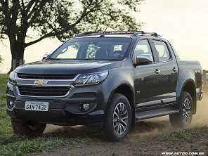 Reajustado, preço da Chevrolet S10 passa de R$ 200 mil