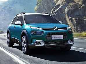 Citroën C4 Cactus nacional tem primeiras imagens reveladas