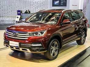 Marcas chinesas preparam SUVs de luxo para o Brasil