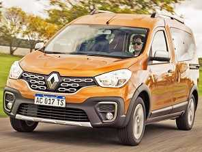 Renault Kangoo Stepway é apresentado na Argentina