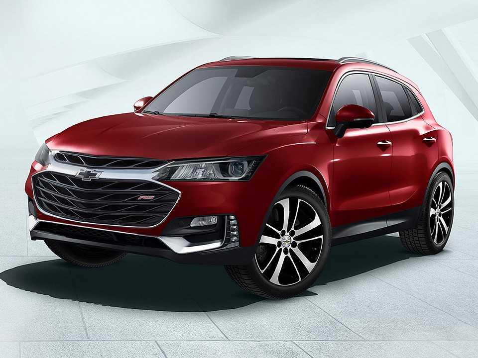 Projeção da nova geração do Chevrolet Tracker na visão do designer Kleber Silva
