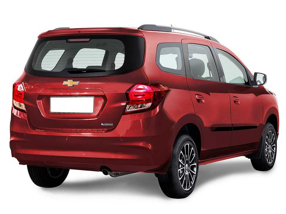 Chevrolet Spin 2019 Estreia Em Breve Com Visual Menos Polmico Autoo
