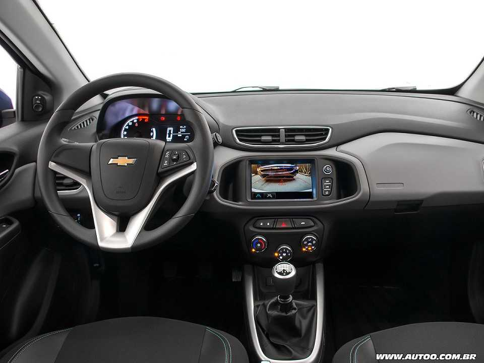 ChevroletOnix 2019 - painel