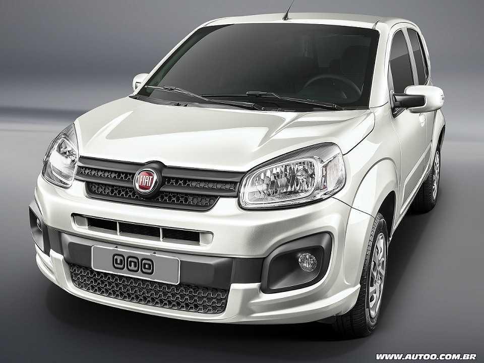 Fiat Uno 2018