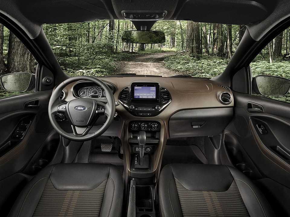 FordKa 2019 - painel