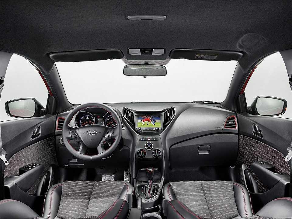 HyundaiHB20 2019 - painel