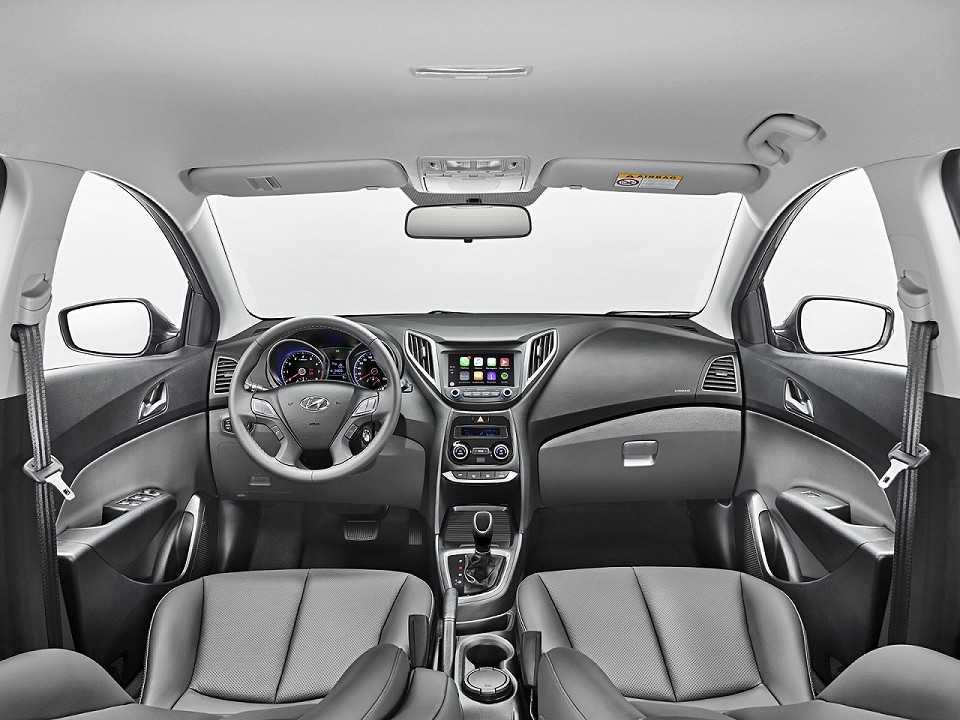 HyundaiHB20S 2019 - painel