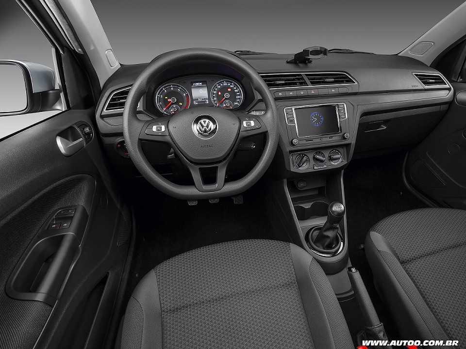 VolkswagenGol 2019 - painel
