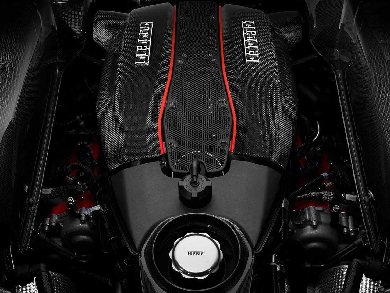 Motor 3.9 V8 biturbo da Ferrari, eleito o melhor do mundo em 2018