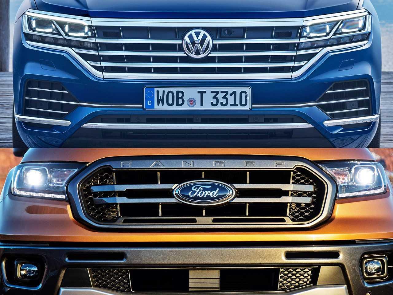 Volkswagen e Ford juntas, agora globalmente