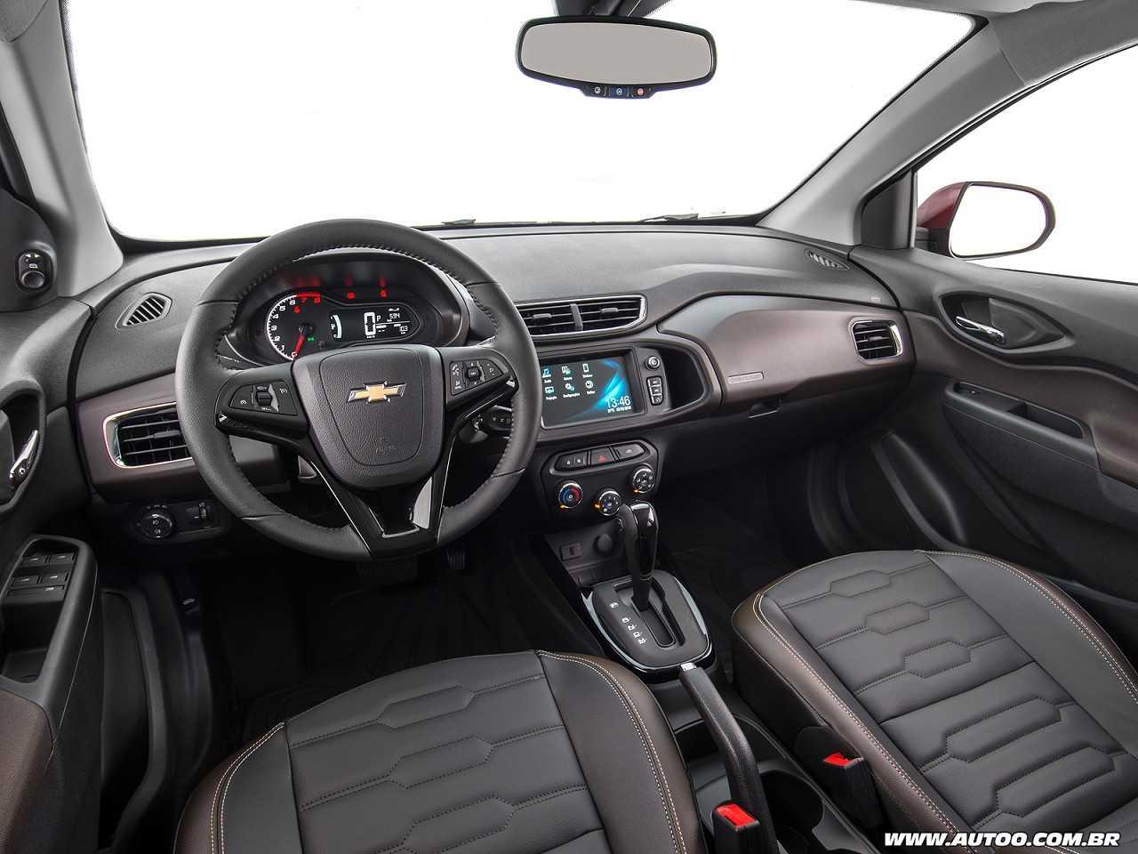 ChevroletPrisma 2019 - painel