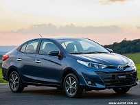 Toyota Yaris Sedã 2019
