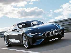 BMW resgata o Série 8 na Europa