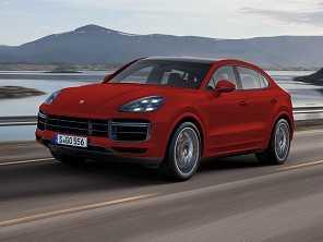 Porsche Cayenne pode ganhar uma variante cupê