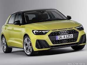Ainda sem previsão para o Brasil, novo Audi A1 estreia na Europa