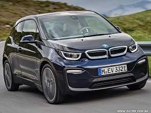 Com visual atualizado, BMW i3 2019 chega ao país