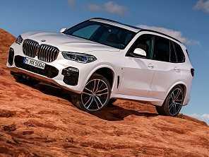Quarta geração do BMW X5 terá versão esportiva com 600 cv