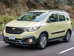Chevrolet revela a Spin Activ 2019