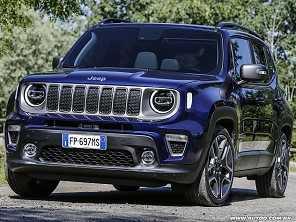 Jeep Renegade 2019 estreia com facelift na Europa