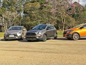 Teste: Ford Ka Freestyle 2019