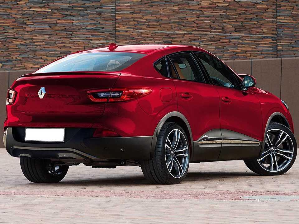 Projeção de Kleber Smith sobre o futuro SUV médio que a Renault lançará no Brasil e região
