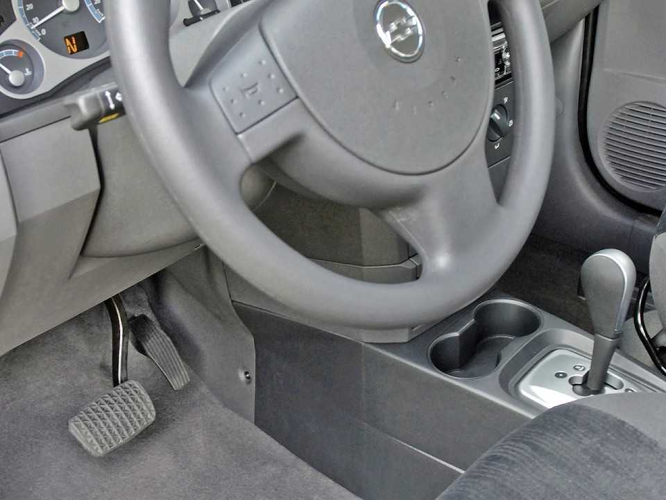 Chevrolet Meriva 2008