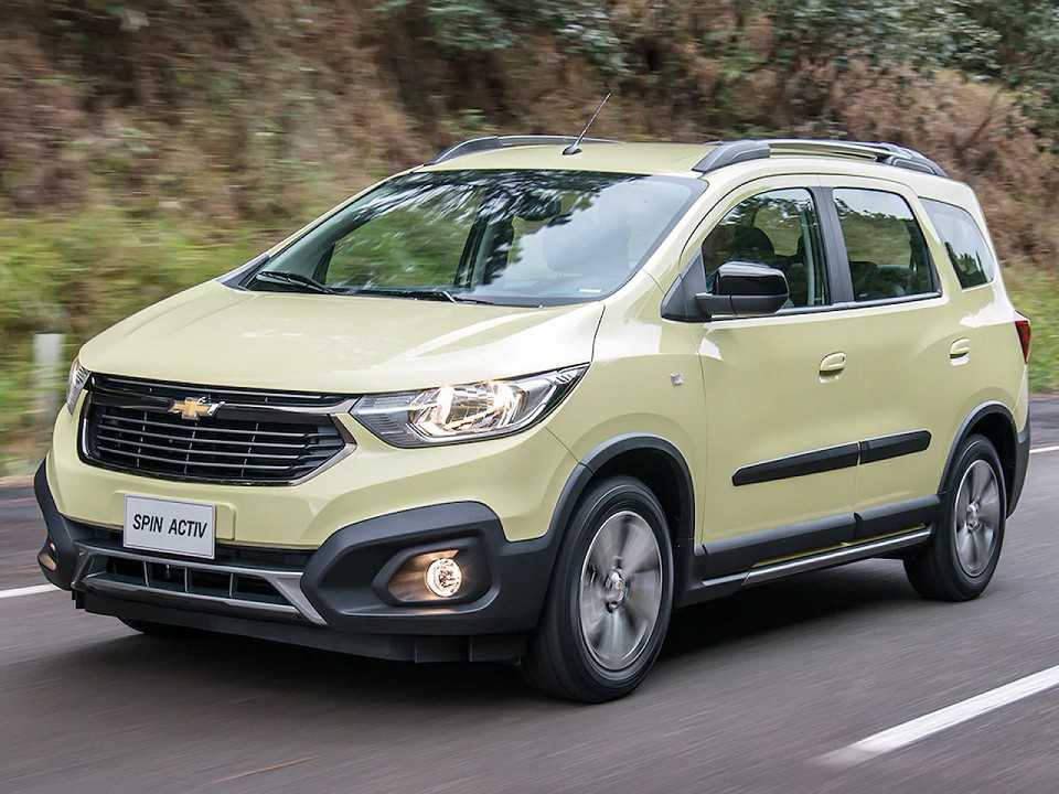 Teste: Chevrolet Spin Activ7 2019 - AUTOO