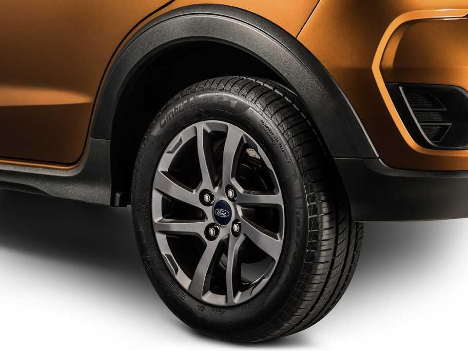 FordKa 2019 - rodas