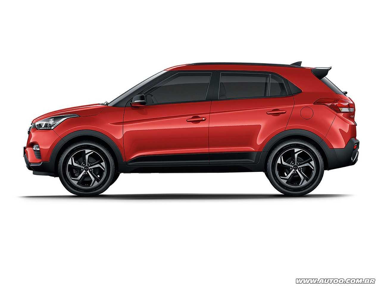 HyundaiCreta 2019 - lateral