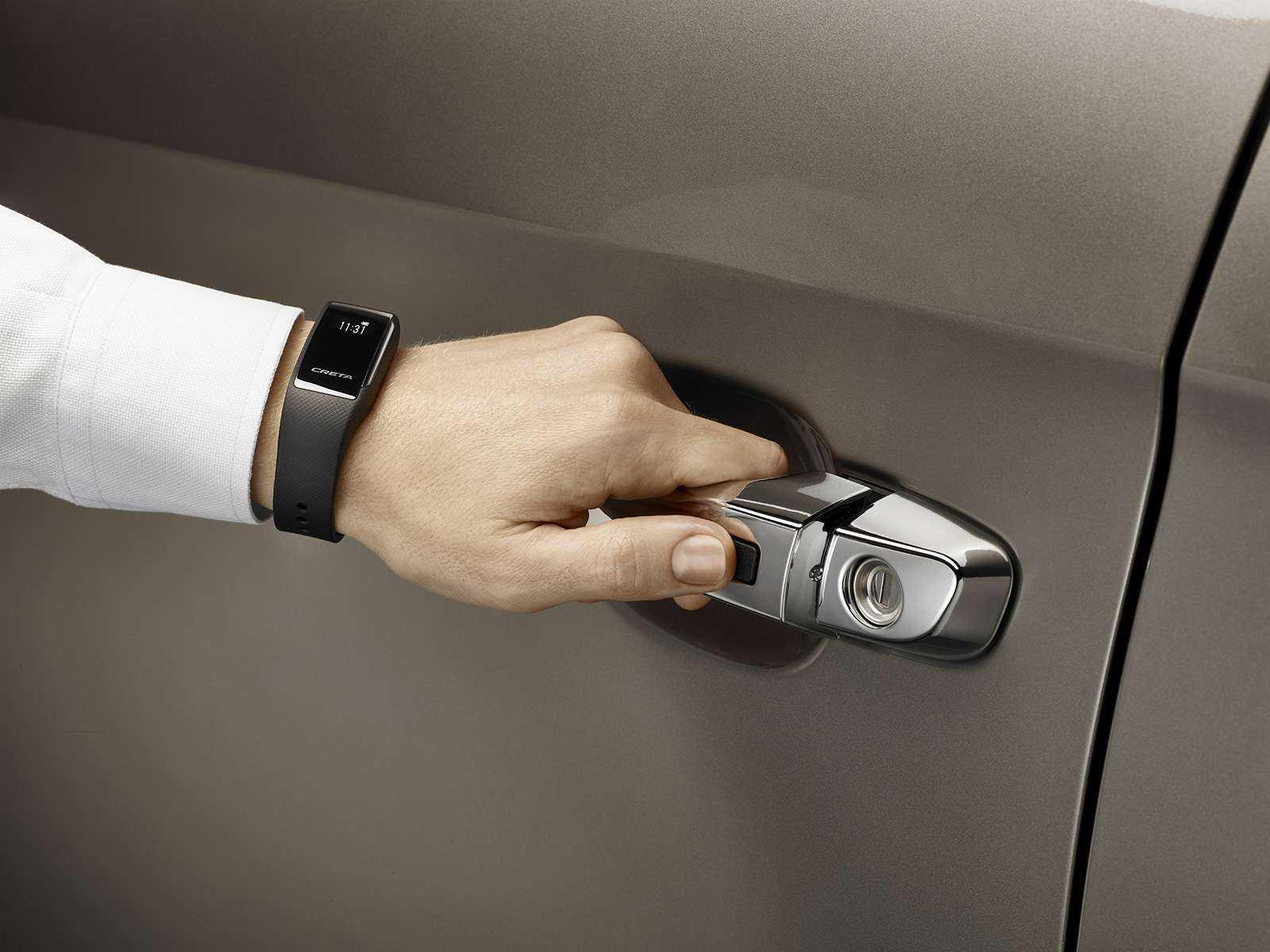 HyundaiCreta 2019 - portas