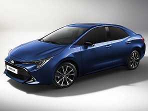 Nova geração do Toyota Corolla deverá elevar o patamar dos sedãs
