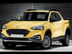 Ford terá uma rival para a Fiat Toro em 2022