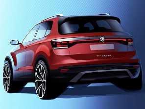 Futuro brasileiro, VW T-Cross tem as primeiras informações reveladas