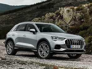 Audi Q3 2019 é revelado na Europa